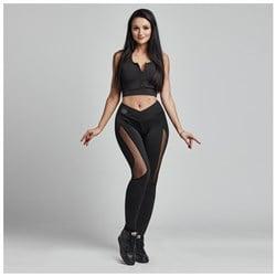 94a3a5d95149b Gym Provocateur LEGGINSY SEXY BLACK - 1szt