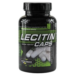 Lecitin caps - 100kap