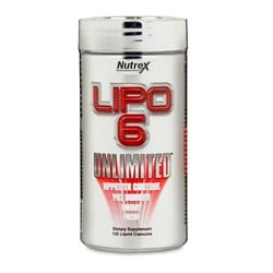 Lipo-6 Unlimited - 120kap