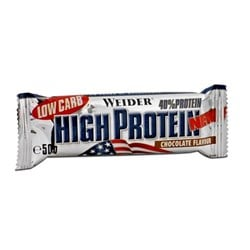Low Carb High Protein Bar - 50g