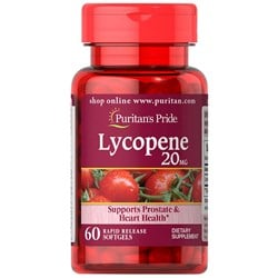 Lycopene 20 mg - 60softgels