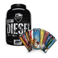 MP Whey Diesel + 10x Quest Bar