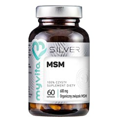 MSM Silver Pure