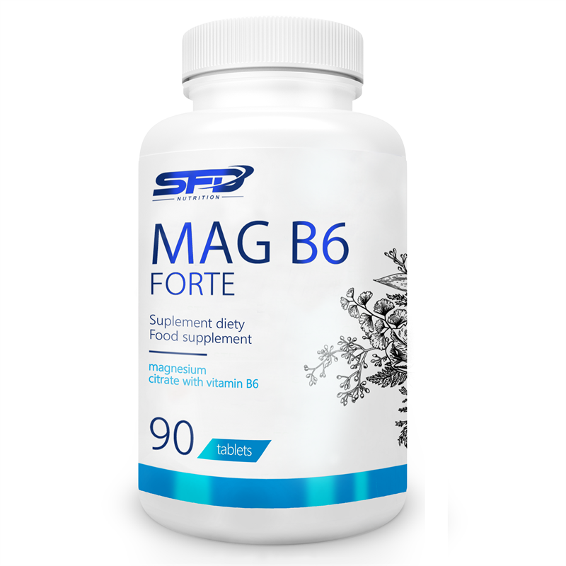 Mag B6 Forte