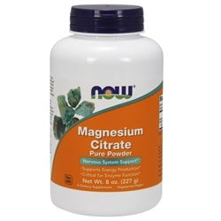 Magnesium Citrate Pure Powder - 227g
