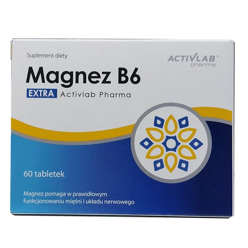 ActivLab Magnez B6 EXTRA