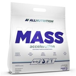Mass Acceleration - 7000g