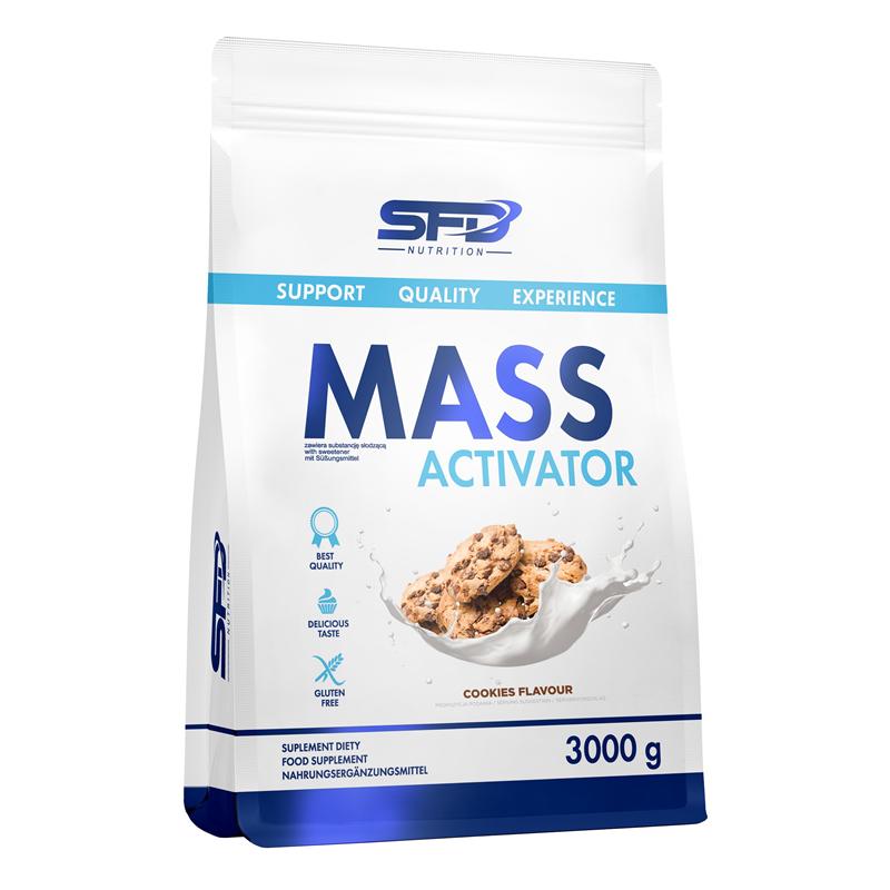 SFD NUTRITION Mass Activator