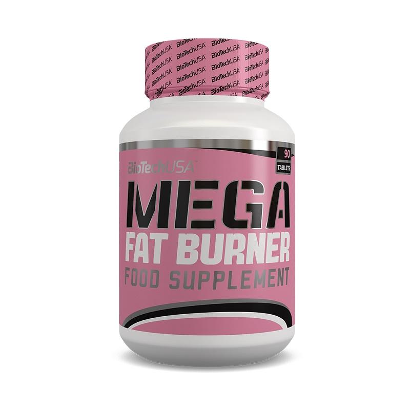 BioTechUSA Mega Fat Burner