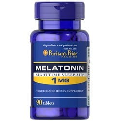 Melatonin 1 mg - 90tab