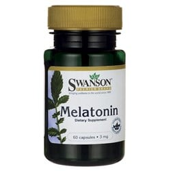 Melatonin - 60caps(3mg)