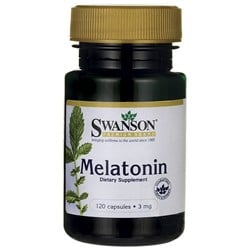 Melatonin - 120caps(3mg)