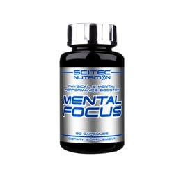 Mental focus - 90caps