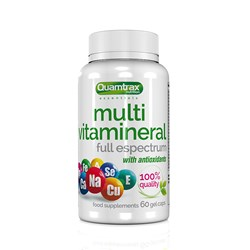 Multivitamineral  - 60 caps