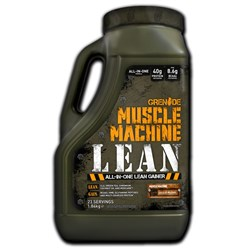 Muscle Machine Lean - 1840g
