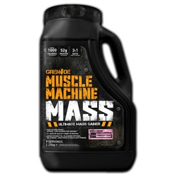 Muscle Machine Mass - 2250g
