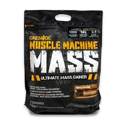 Muscle Machine Mass - 5750g
