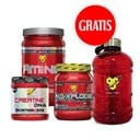 N.O.-Xplode 3.0+Creatine DNA+ AminoX+Kanister Kulturysty