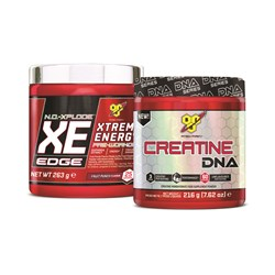 N.O. Xplode XE Edge + Creatine DNA - 263g+216g