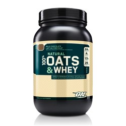 Natural 100% Oats & Whey - 1363g