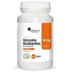 Naturalny BetaKaroten