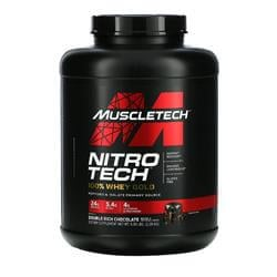 Nitro Tech 100% Whey Gold - 2510g