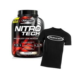Nitro Tech Performance + T-shirt - 1800g+1szt