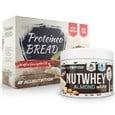 Nutwhey Almond White 500g +  Proteineo Bread 110g GRATIS