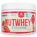 ALLNUTRITION Nutwhey Strawberry 500g