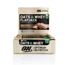 Oats & Whey Flapjack DH