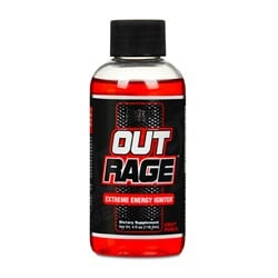 Outrage Shot - 118,3ml