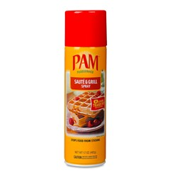 PAM cooking spray Grill - 482g