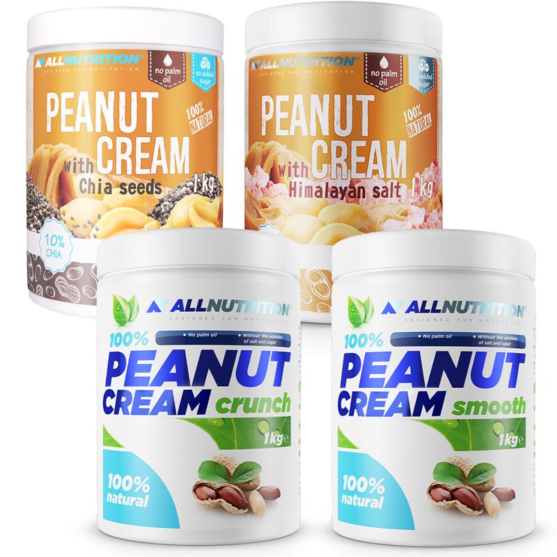 ALLNUTRITION Peanut Cream