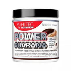 Power Guarana - 100caps