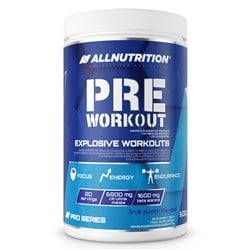 Pre Workout Pro Series - 600g
