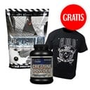 Protein 80 + Creatine Powder + T-shirt