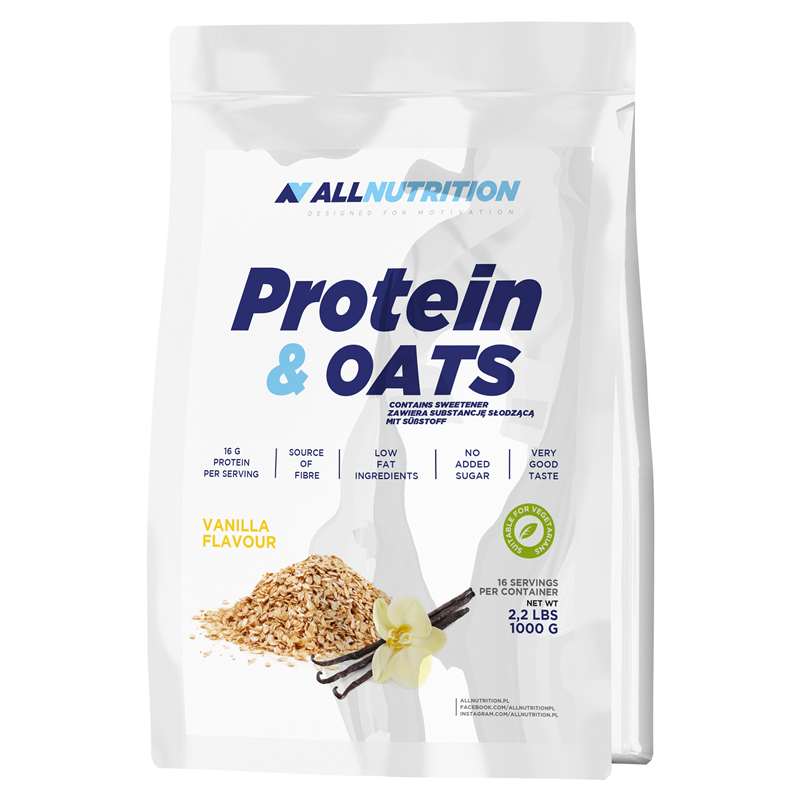 ALLNUTRITION Protein & Oats