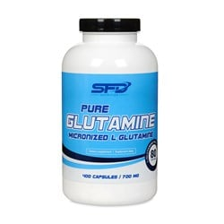 Pure Glutamine - 400caps