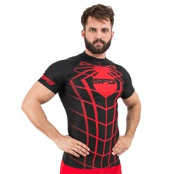 Rashguard Short Spider
