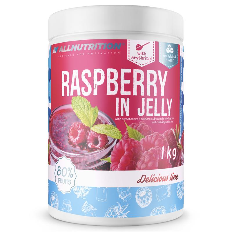 Raspberry In Jelly