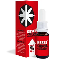Reset CBD Oil - 10ml