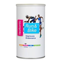 Run & Bike Isotonic - 475g