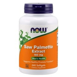 Saw Palmetto Extract  - 240softgels(160 mg)