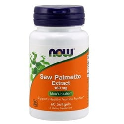 Saw Palmetto Extract - 60softgels(160mg)