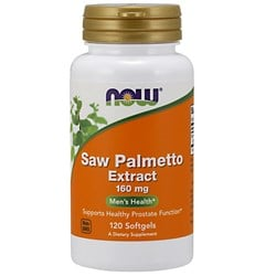 Saw Palmetto Extract - 120softgels(160mg)