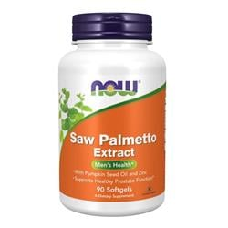 Saw Palmetto Extract - 90softgels