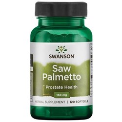 Saw Palmetto - 120softgel