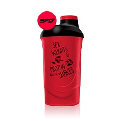 Shaker Sex Weight & Protein Shakes  - 1szt