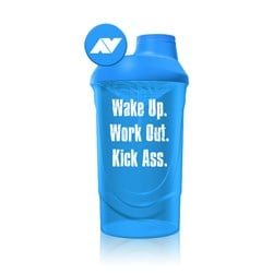 Shaker Wake Up Work Out Kick Ass - 1szt