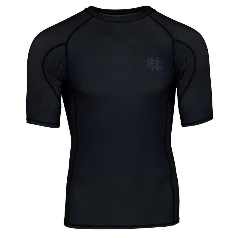 Extreme Hobby Short Sleeve Rashguard Active Black
